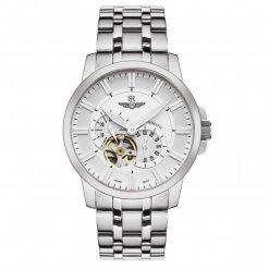 Đồng hồ nam SRWATCH SG8871.1102 trắng