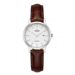 Đồng hồ nữ SRWATCH SL1056.4102TE TIMEPIECE trắng