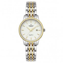 Đồng hồ nữ SRWATCH SL1072.1202TE TIMEPIECE trắng