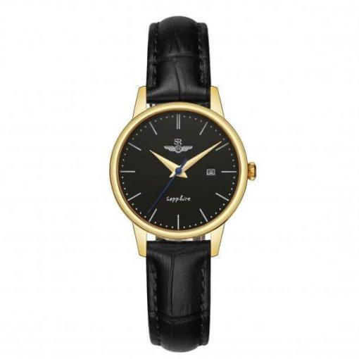 Đồng hồ nữ SRWATCH SL1055.4601TE TIMEPIECE đen