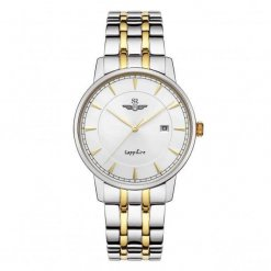Đồng hồ nam SRWATCH SG1079.1202TE TIMEPIECE trắng