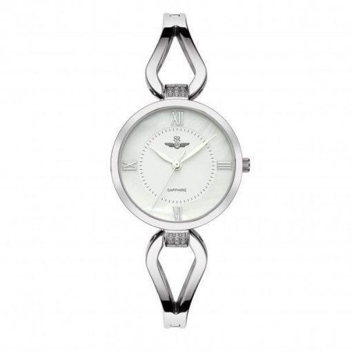 Đồng hồ nữ SRWATCH SL6650.1102 trắng