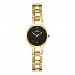 Đồng hồ nữ SRWATCH SL1606.1401TE TIMEPIECE đen