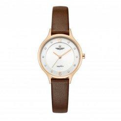 Đồng hồ nữ SRWATCH SL1607.4902TE TIMEPIECE Silver