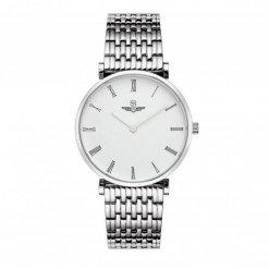 Đồng hồ nam SRWATCH SG8702.1102 trắng