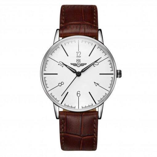 Đồng hồ nam SRWATCH SG6657.4102RNT RENATA trắng