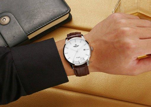 Đồng hồ nam SRWATCH SG10050.4102PL trắng-3