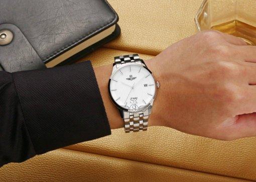 Đồng hồ nam SRWATCH SG10051.1102PL trắng-3