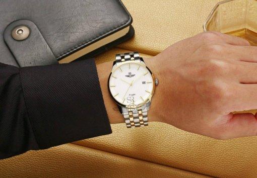 Đồng hồ nam SRWATCH SG10051.1202PL trắng-3