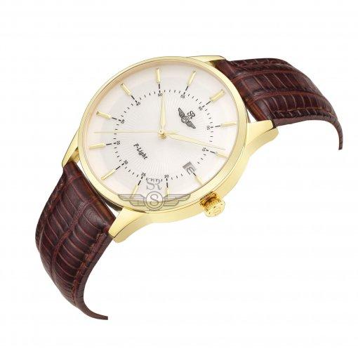 Đồng hồ nam SRWATCH SG10060.4602PL trắng-1