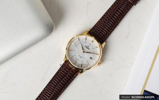 Đồng hồ nam SRWATCH SG10060.4602PL trắng-2