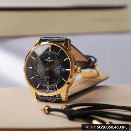 Đồng hồ nam SRWATCH SG10060.4603PL xanh-1