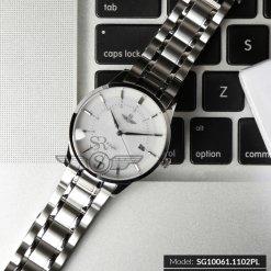 Đồng hồ nam SRWATCH SG10061.1102PL trắng-1
