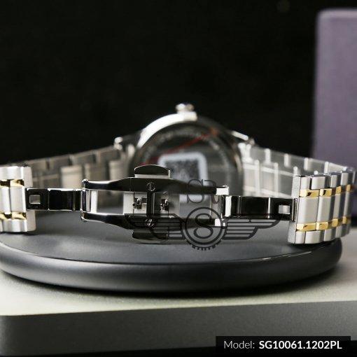Đồng hồ nam SRWATCH SG10061.1202PL trắng-3