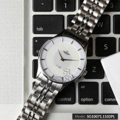Đồng hồ nam SRWATCH SG10071.1102PL trắng-1