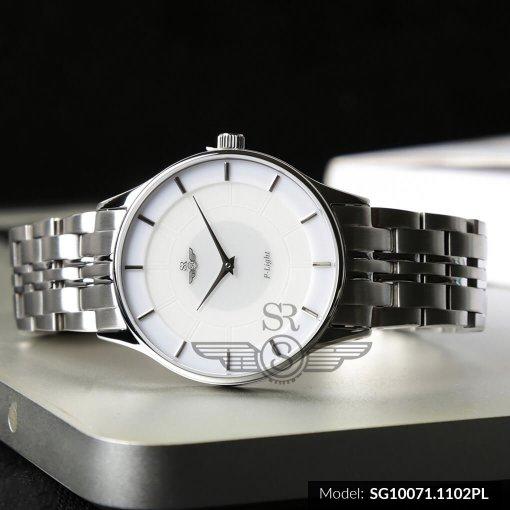 Đồng hồ nam SRWATCH SG10071.1102PL trắng-2