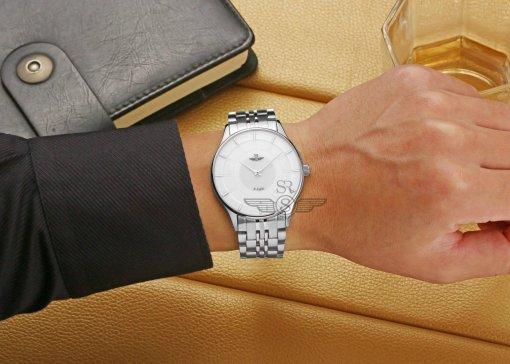 Đồng hồ nam SRWATCH SG10071.1102PL trắng-3