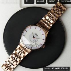 Đồng hồ nam SRWATCH SG10071.1302PL trắng-1