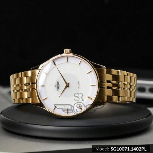 Đồng hồ nam SRWATCH SG10071.1402PL trắng-2