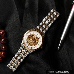 Đồng hồ nam SRWATCH SG8892.1202 trắng-1