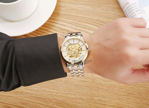 Đồng hồ nam SRWATCH SG8892.1202 trắng-3