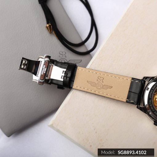 Đồng hồ nam SRWATCH SG8893.4102 trắng-2