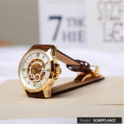 Đồng hồ nam SRWATCH SG8893.4602 trắng-2