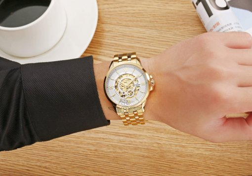 Đồng hồ nam SRWATCH SG8894.1402 trắng-3