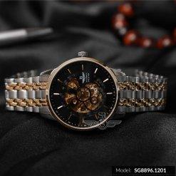 Đồng hồ nam SRWATCH SG8896.1201 đen-2
