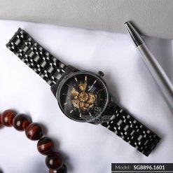 Đồng hồ nam SRWATCH SG8896.1601 đen-1