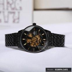 Đồng hồ nam SRWATCH SG8896.1601 đen-2