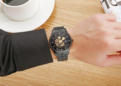 Đồng hồ nam SRWATCH SG8896.1601 đen-3
