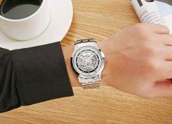 Đồng hồ nam SRWATCH SG8898.1102 silver-3