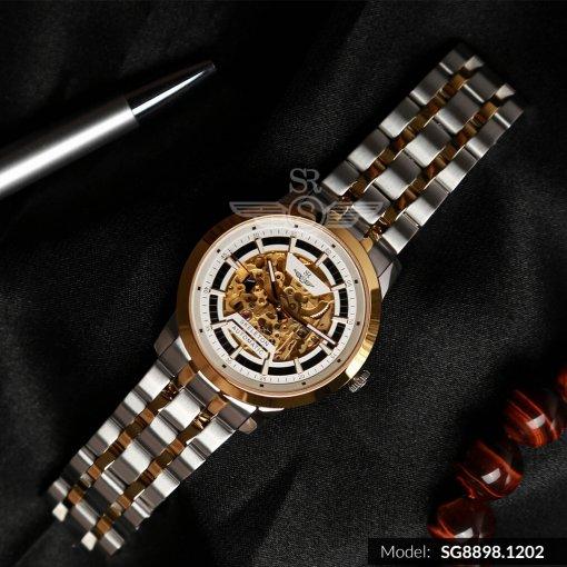 Đồng hồ nam SRWATCH SG8898.1202 silver-1