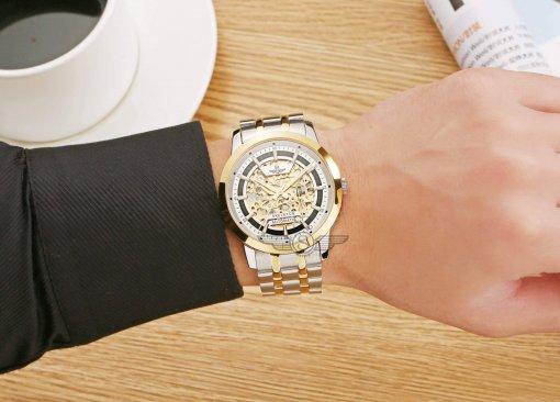 Đồng hồ nam SRWATCH SG8898.1202 silver-3
