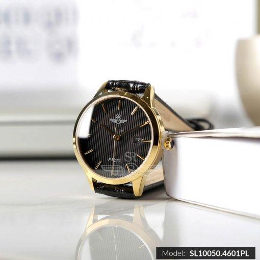 Đồng hồ nữ SRWATCH SL10050.4601PL đen-1