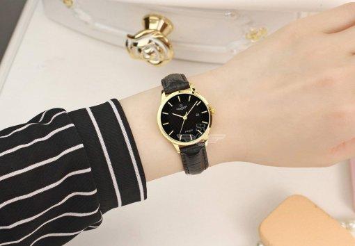 Đồng hồ nữ SRWATCH SL10050.4601PL đen-3