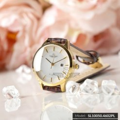 Đồng hồ nữ SRWATCH SL10050.4602PL trắng-2