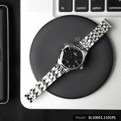 Đồng hồ nữ SRWATCH SL10051.1101PL đen-1