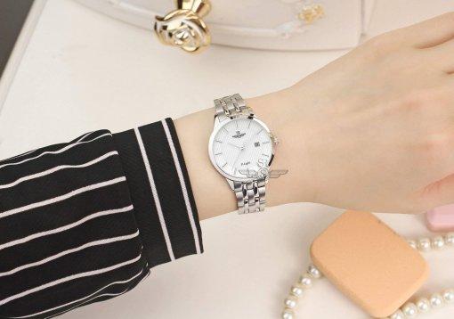 Đồng hồ nữ SRWATCH SL10051.1102PL trắng-3