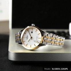 Đồng hồ nữ SRWATCH SL10051.1202PL trắng-1