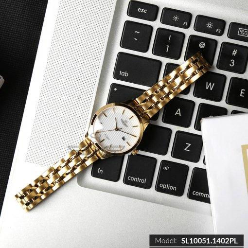 Đồng hồ nữ SRWATCH SL10051.1402PL trắng-2
