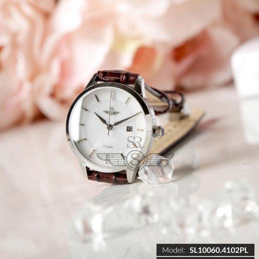 Đồng hồ nữ SRWATCH SL10060.4102PL trắng-2