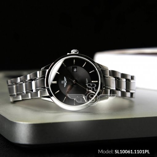 Đồng hồ nữ SRWATCH SL10061.1101PL đen-2