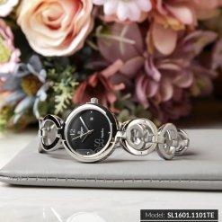 Đồng hồ nữ SRWATCH SL1601.1101TE TIMEPIECE đen-1