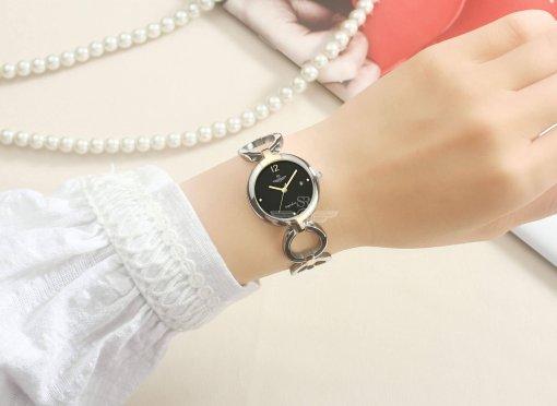 Đồng hồ nữ SRWATCH SL1601.1201TE TIMEPIECE đen-3