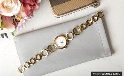 Đồng hồ nữ SRWATCH SL1601.1402TE TIMEPIECE trắng-1