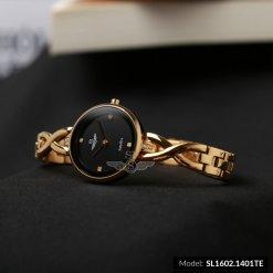 Đồng hồ nữ SRWATCH SL1602.1401TE TIMEPIECE đen-1