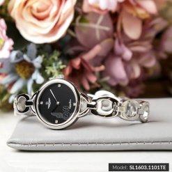 Đồng hồ nữ SRWATCH SL1603.1101TE TIMEPIECE đen-1