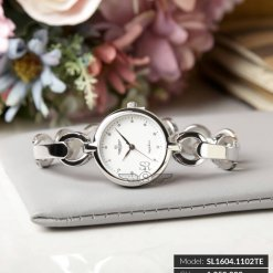 Đồng hồ nữ SRWATCH SL1604.1102TE TIMEPIECE trắng-1